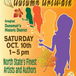 Oct. 10 – Dunsmuir Autumn Artwalk