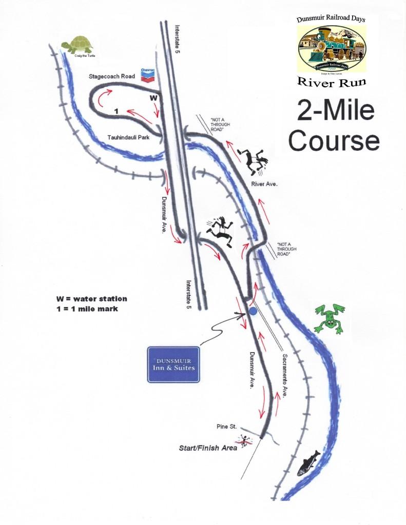 River Run 2 mile
