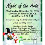 Dec. 16 – Night of the Arts