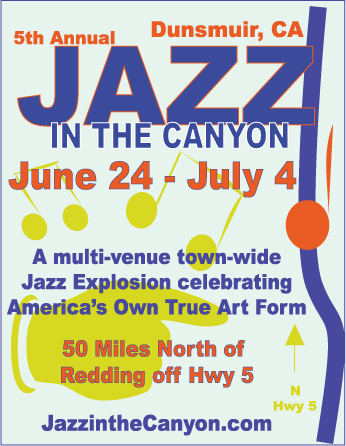 jazz in the canyon