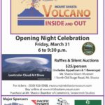 Mt. Shasta Sisson Museum – Opening Night Celebration