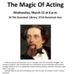 The Magic of Acting