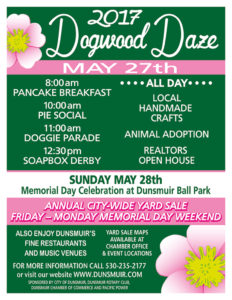 2017 Dogwood Daze