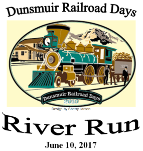 2017 Dunsmuir Railroad Days River Run