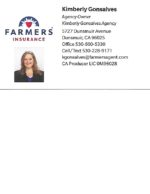 Farmers Insurance Kimberly Gonsalves Agency